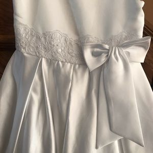 Us Angels Dresses - White dress